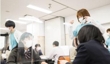 【開催報告】春のオープンキャンパス 2021(3/27・30)